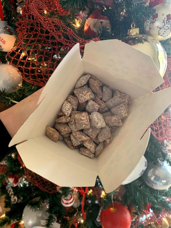 Simple Christmas Treats