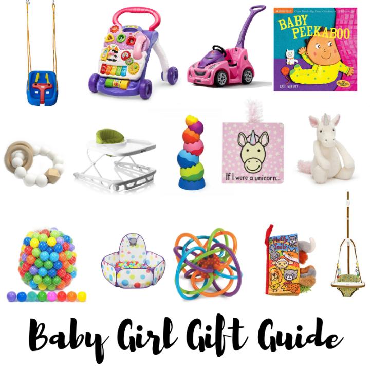Baby Girl 0-1 GiftGuide