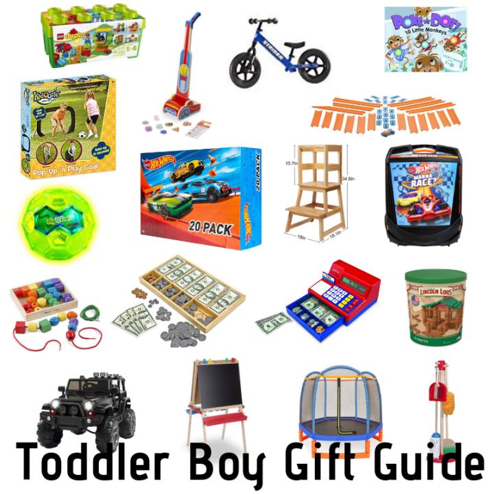 Toddler Boy GiftGuide
